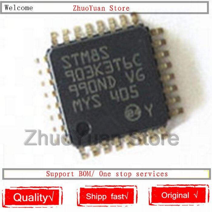 1PCS/lot New Original STM8S903K3T6C STM8S903 LQFP32 IC Chip