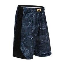 Шорты для баскетбола с номером 23, спортивные шорты для тренировок, фитнес-зал, большие размеры 3XL, спортивная одежда