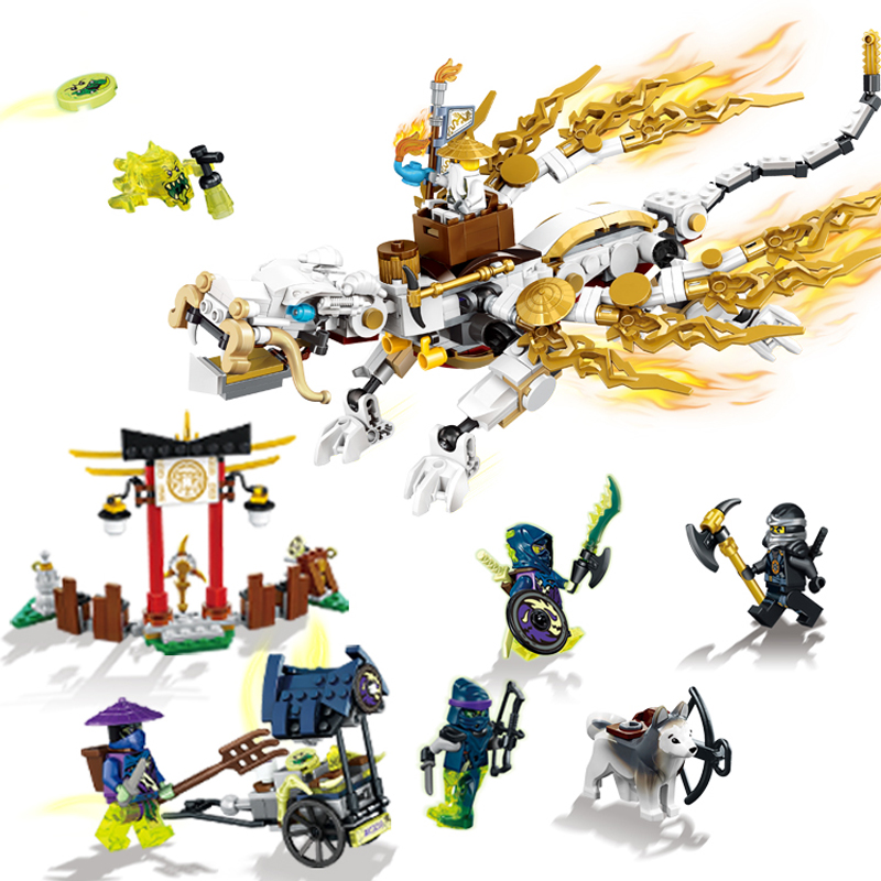 LELE 79123 Ninja Building Blocks Bricks Model Toys Gift Compatible with lepin gift toys for children lepin 22001 pirate ship imperial warships model building block briks toys gift 1717pcs compatible legoed 10210