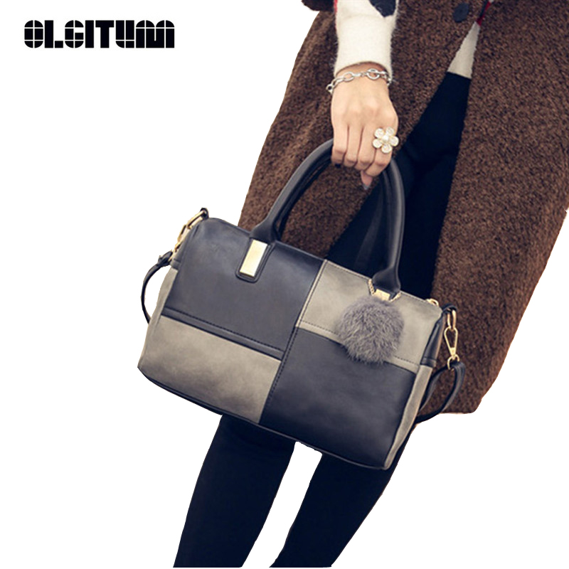 OLGITUM New Casual Small Patchwork Pillow Handbags Hotsale Women Evening Clutch  Party Purse Famous Popular Shoulder Bags HB054 new casual small patchwork pillow handbags hot sale women evening clutch ladies party purse famous brand shoulder crossbody bags
