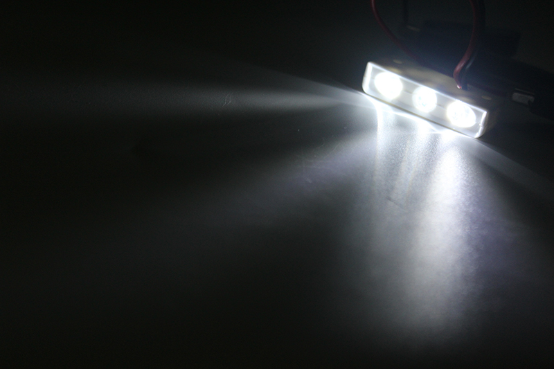 12V Marine Boat Yacht LED Courtesy Light White Hallway Welcome Lamp Motor Home Accessories