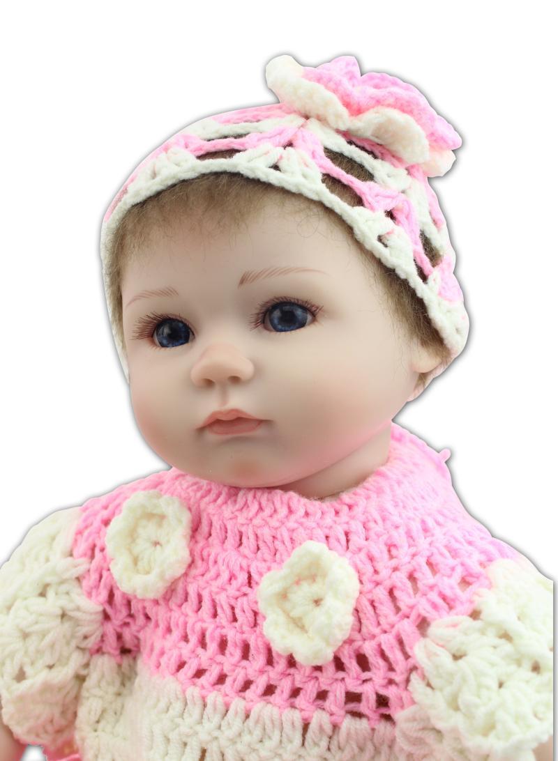 ФОТО Silicone reborn baby dolls 18