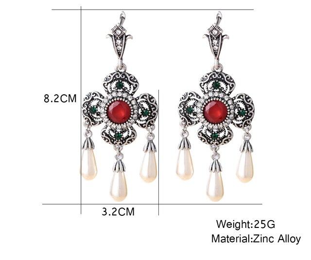 Ожерелье и серьги с Африканским жемчугом свадебные золотые ювелирные