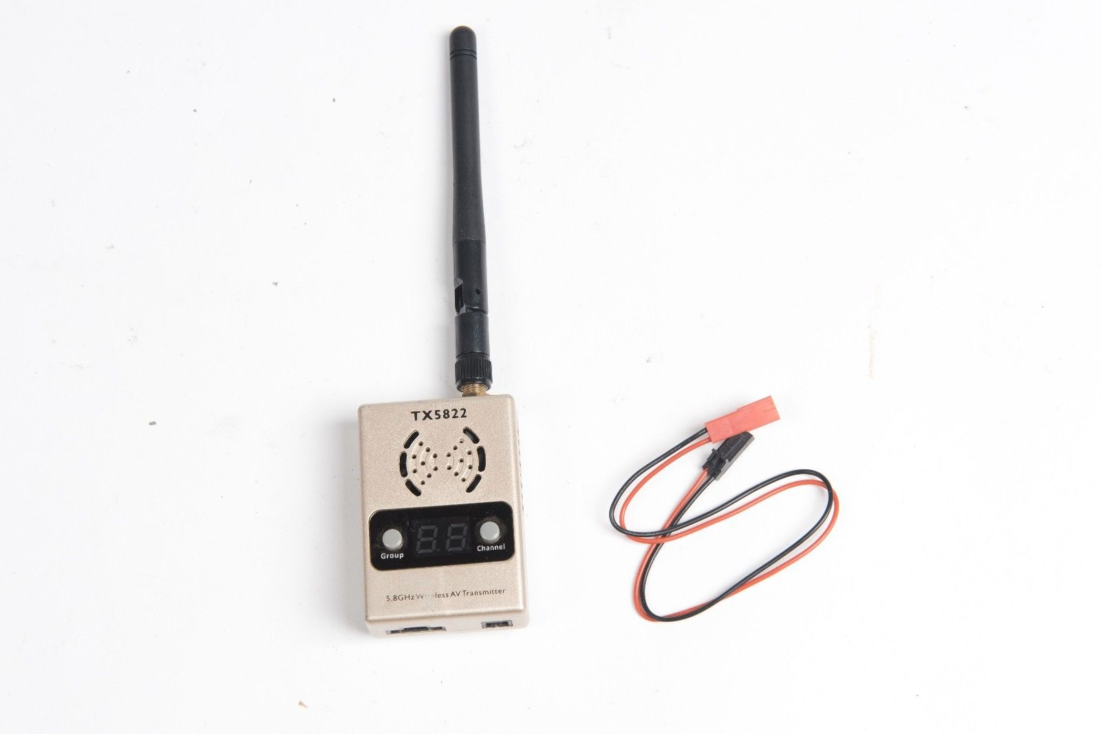 Boscam TX5822 5.8g 32Ch 2200mw FPV Wireless AV Tx Transmitter For FPV Drone RC Quadcopter fpv 1 2ghz 100mw 4ch wireless audio