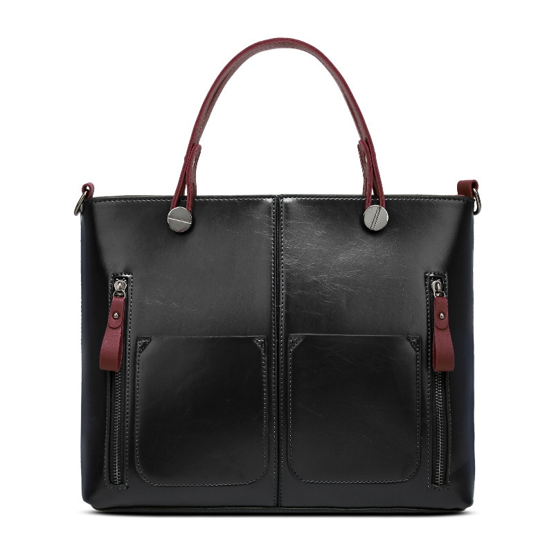 Thread Luxury Handbags Women Bags Designer  Leather Fashion Shoulder Bag Sac Main Marque Bolsas Ladies Casual Tote Handbags Tote joyir fashion genuine leather women handbag luxury famous brands shoulder bag tote bag ladies bolsas femininas sac a main 2017