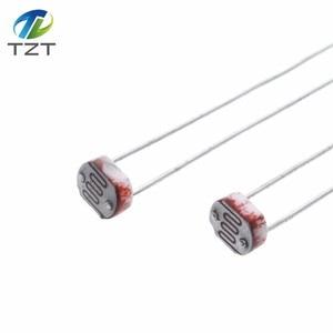 Image 2 - 1000PCS LDR Photo Light Sensitive Resistor Photoelectric Photoresistor 5528 GL5528 5537 5506 5516 5539 5549สำหรับArduino