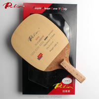 Palio official 8603 table tennis blade Ti carbon cypress wood JS japanese penhold fast attack with loop high strength blade