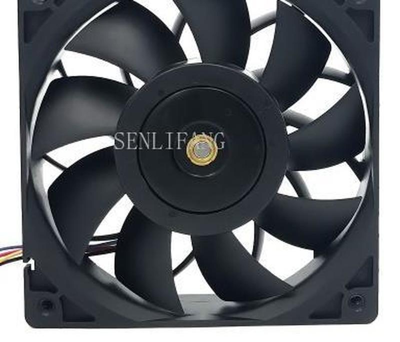 Free Shipping  12V 3A THB1212B 12CM 12025 120 * 120 * 25MM Double Ball High Speed Air Volume Fan