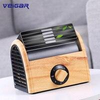 Air Cooling Fan Mini Bladeless Ventilator Electric Fan Desktop Fan 3 Speed Quiet Operation Household Appliances For Home Office