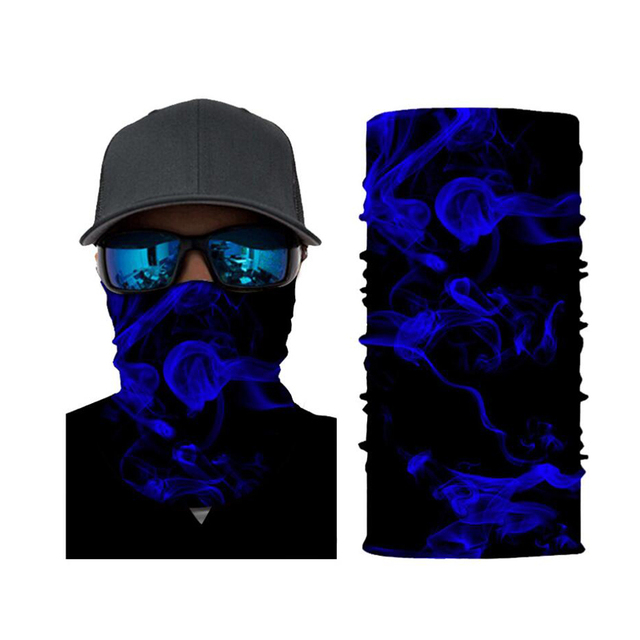 CDCOTN Car Motorcycle & Bike Protective Mask Face Mask Hats Seamless Bandana Scarve Halloween Party Feast Supplies 1