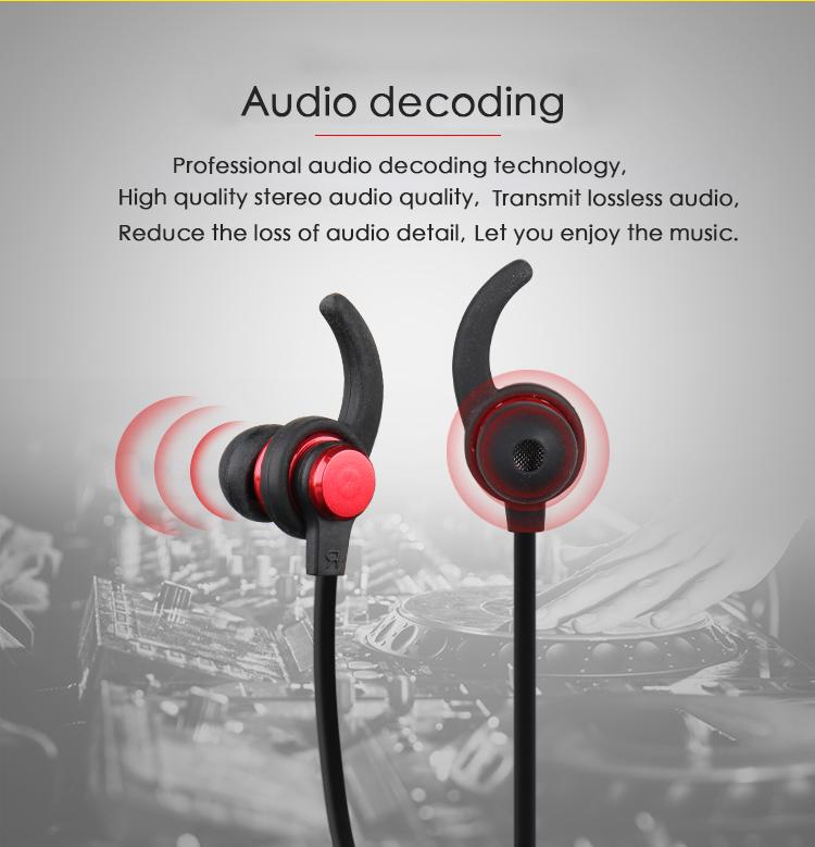 pour Ersuki écouteur Bluetooth 4