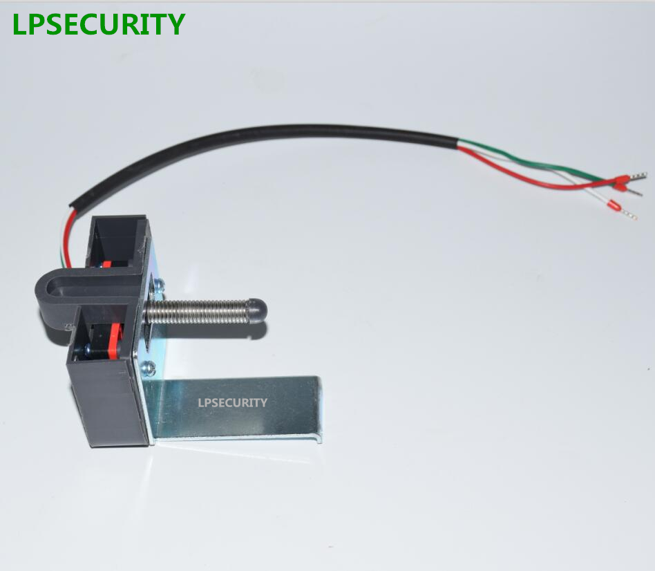 US $9 4 6% OFF|LPSECURITY spring mechanical limit switch for PY600AC  sliding gate opener motor-in Access Control Accessories from Security &