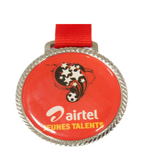 Big promotion Enamel Medal for low price sports medals and ribbons k200195