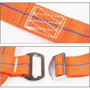 Image 5 - Ремень безопасности пятиточечный с двойным крючком, система безопасности, оборудование для защиты от падения, высокая производительность