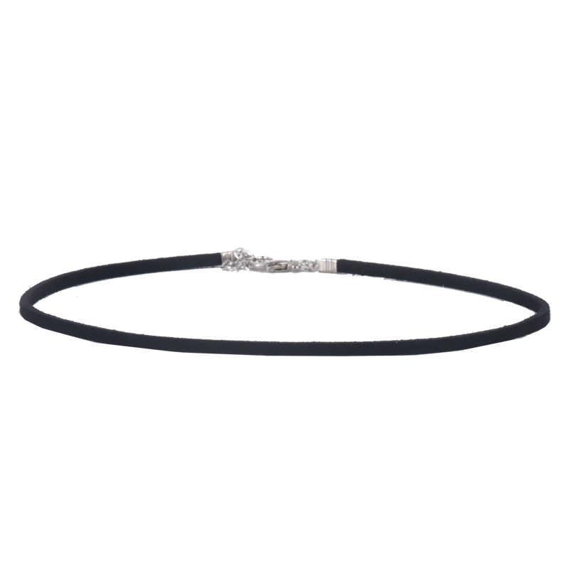 고딕 로리타 펑크 트라이앵글 초커 목걸이 블랙 벨벳 Steampunk 문신 목걸이 Torques Jewellery 쇄골 Colar Bijoux HOT