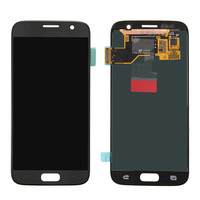 ORIGINAL SUPER AMOLED LCD No Frame for SAMSUNG Galaxy s7 Display G930 G930F Touch Screen Digitizer