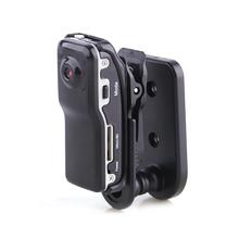 MD80 Mini DV Camcorder DVR Video Camera Webcam Support 32GB HD Cam Sports Helmet Bike Motorbike Camera Video Audio Recorder tanie tanio 480p Cmos 1303001 Karta microSD TF JRGK