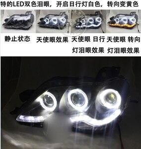 Image 3 - HID,2005~2010,Car Styling for Reiz Headlight,Cruiser,RAV4,camry,Hiace,sienna,yaris,Tacoma,Reiz head lamp;Mark X