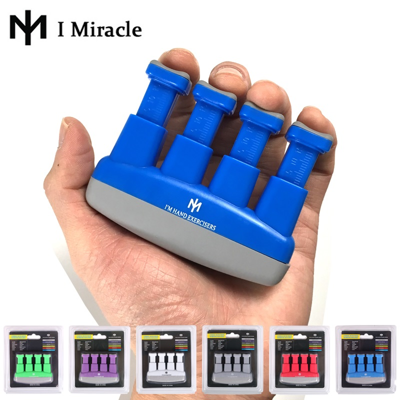 IM Prohands Gripmaster Finger Exerciser Varigrip Trainer Practice for Guitar Exercise Ukulele Bass Piano, voor alle muzikanten