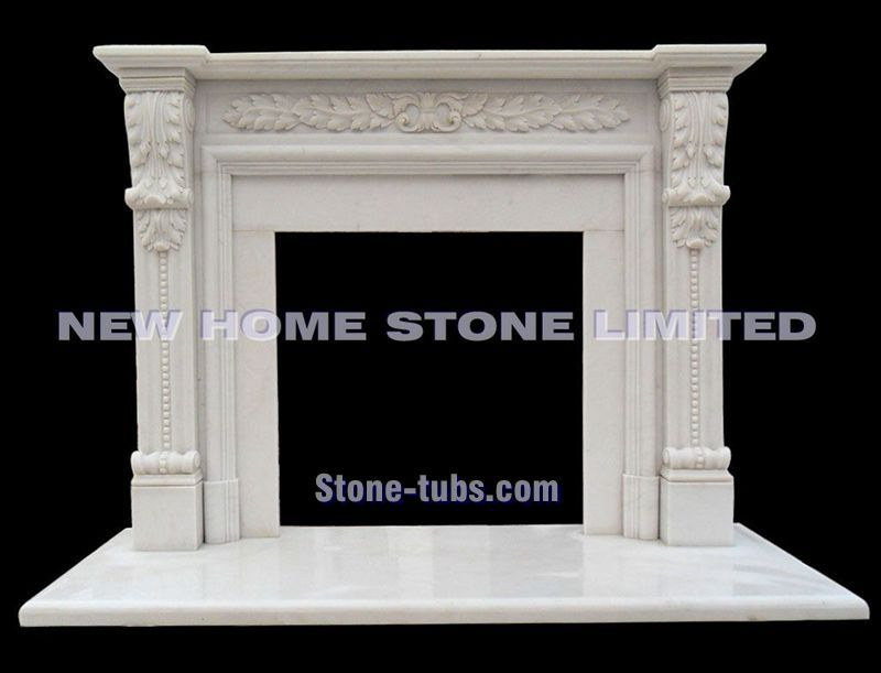 Build Fireplace Mantel Shelf Simple Design With Barley On The Top