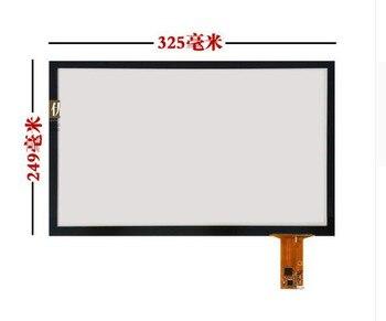 249*325 Excelente Pantalla De 15 Pulgadas Pantalla Táctil Capacitiva LCD Pantalla Táctil Capacitiva Diez Puntos