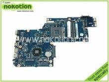 Laptop motherboard For Toshiba Satellite L870 L875 Intel HM76 GMA HD4000 DDR3 Socket PGA989 H000038240
