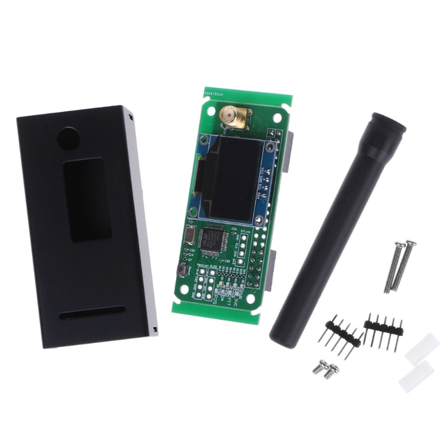 UHF/VHF MMDVM Hotspot OLED Antenna Shell Case Kit P25 DMR YSF For Raspberry  Pi-in Demo Board from Computer & Office on Aliexpress com | Alibaba Group