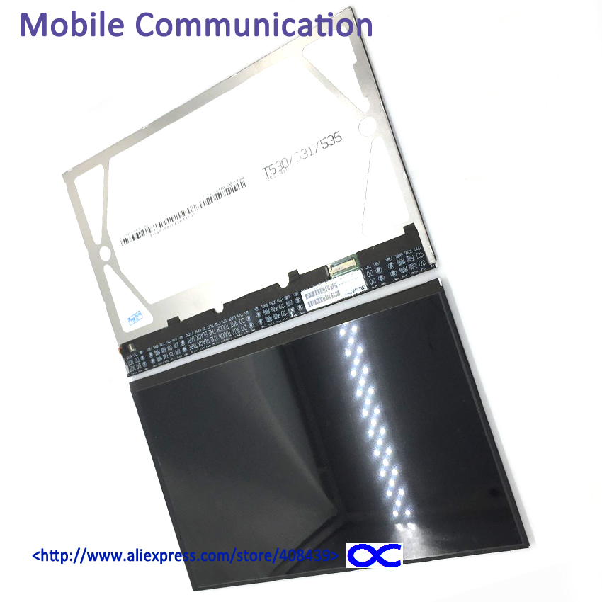 ФОТО New T530 LCD Display For Samsung Galaxy Tab 4 10.1 T531 T535 LCD Panel Screen