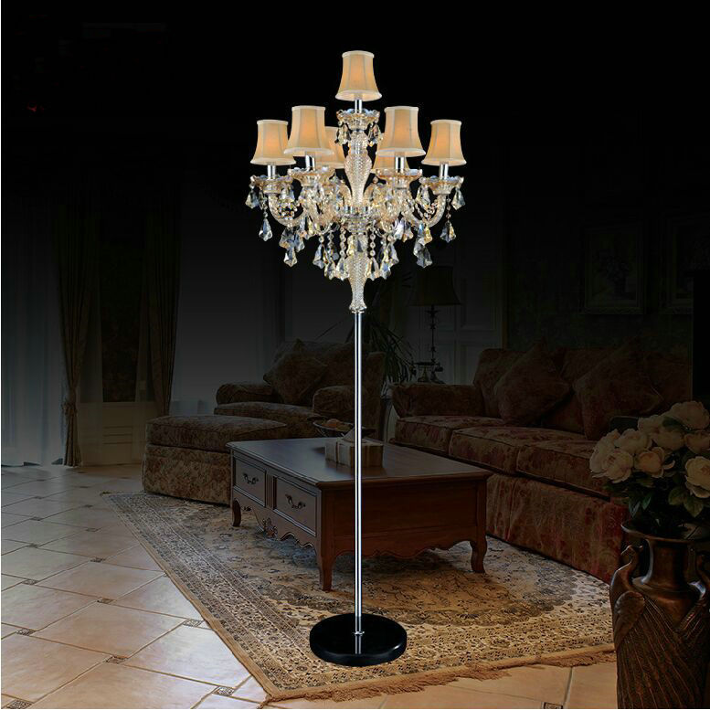 7 Light Candelabra Lights Free Shipping Modern Candle