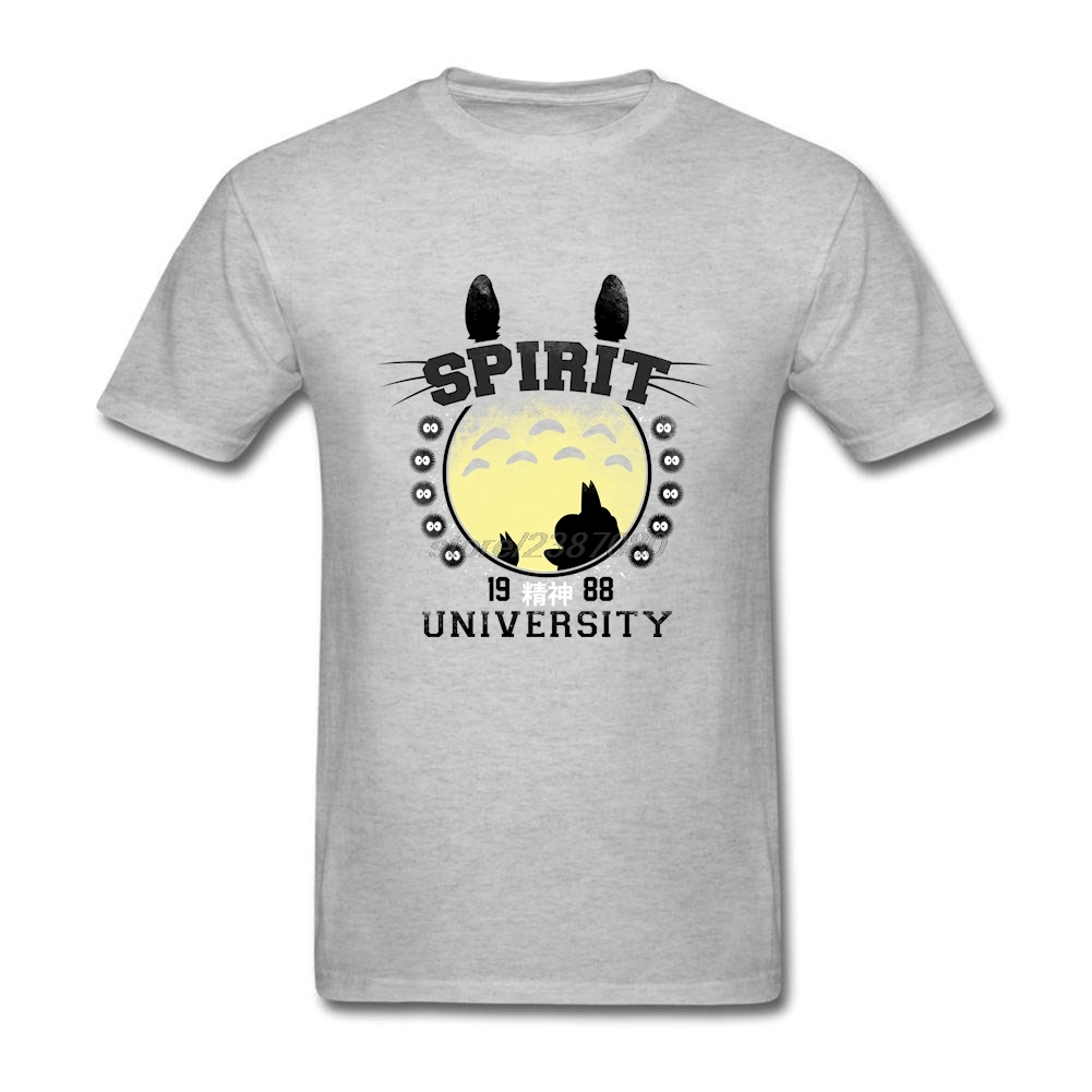 Design t shirt university - New Design Spirit University Short Sleeve T Shirt Teenage Mens Formal Shirts O Neck My
