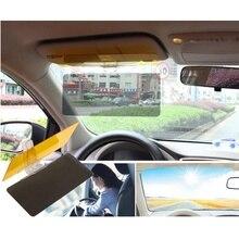 День и ночь AntiGlare козырек зеркала Clear View Стекло очки интерьера хорошего козырьки для HD Блок аксессуары автомобиль солнцезащитный козырек анти -Dazz