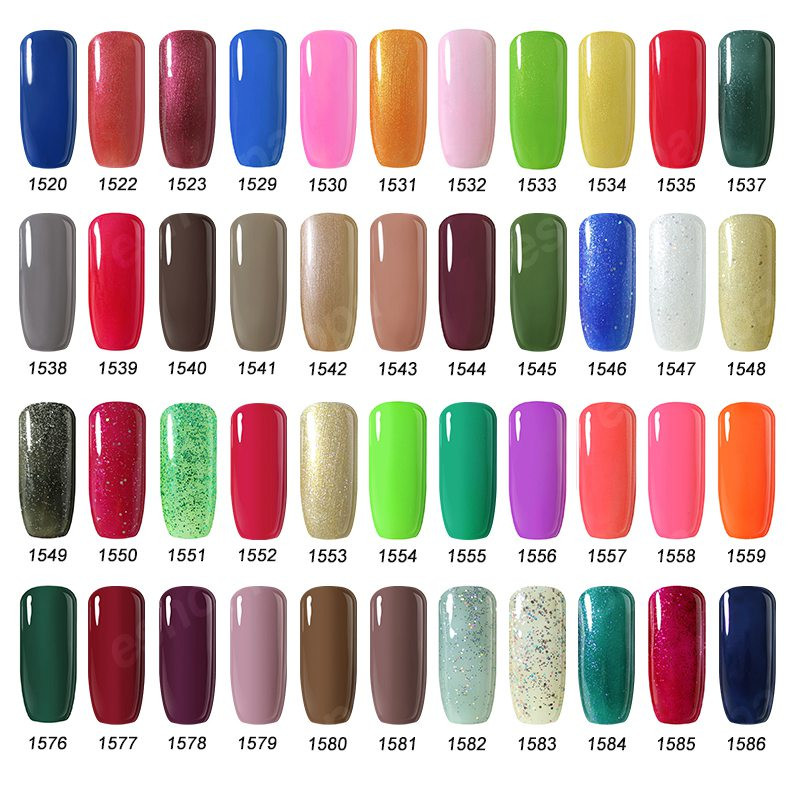 Arte Clavo Pilih 1 Pcs Dari 220 Warna 15ml Gel Cat Kuku Art UV Gel - Nail art - Foto 5