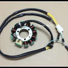 Магнето статора двигателя генератор зарядки катушки CBT250 CA250 DD150 DD250( медный провод