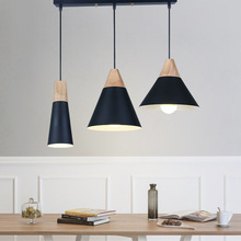 אירופאי צבע נברשת creative LED נברשת סלון חדר שינה אוכל חדר תליית קו תאורת 220V אלומיניום