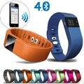 Tw64 Smartband смарт спортивные браслет браслет фитнес трекер Bluetooth 4.0 часы для iPhone PK fitbit гибкий pulsera inteligente