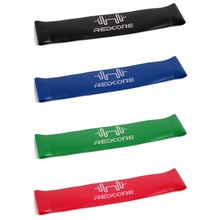 4pcs Latex Tubing Expanders Yoga Stretch Resistance Fitness Band Strap  Elastic Crossfit Dance Training Workout
