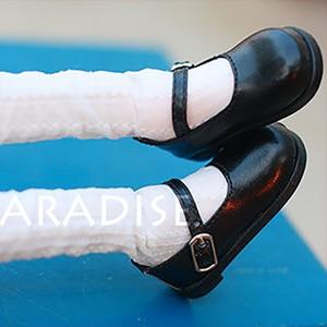 Image 5 - Bybrana 1/4 1/6 BJD.SD.DD.BB.YOSD chaussures de poupée plat avec de petites chaussures multicolores spéciaux