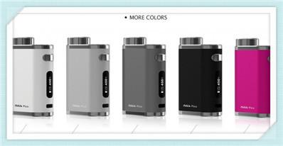 Pico original eleaf istick 75 w caja mod cigarrillo electrónico batería nueva edición tc suport melo 3 mini atomizador enorme vape