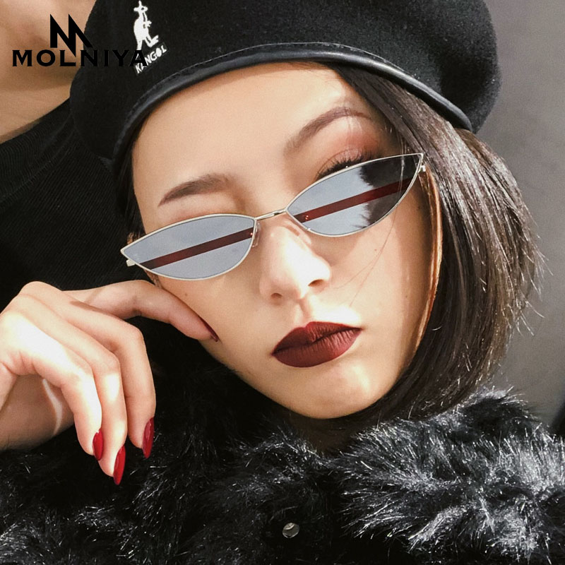 Aliexpress.com : Buy MOLNIYA 2018 Small Sunglasses Women