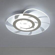 Современные СВЕТОДИОДНЫЕ Потолочные Светильники luminaria teto luces де techo Потолочный светильник ультратонкий Пульт Дистанционного управления монтируются Светильники Потолочные