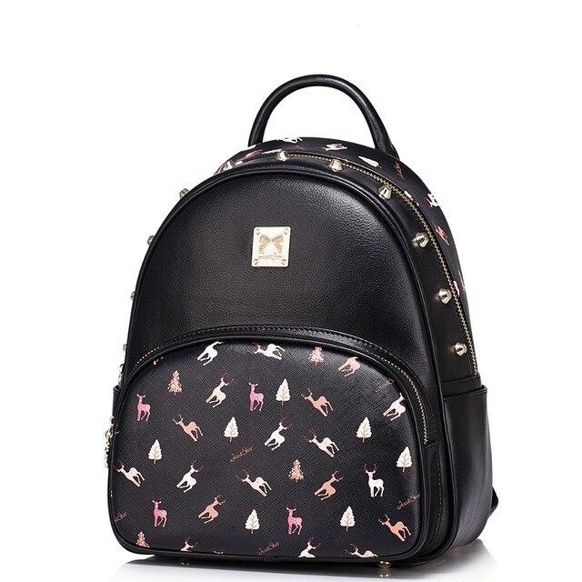 Рюкзак логотип олень рюкзаки туризм красноярск