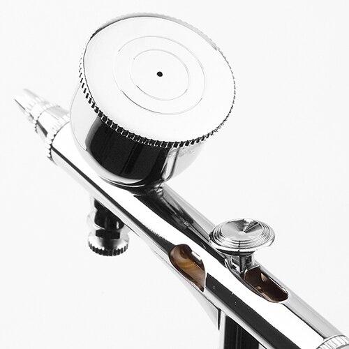 gratis verzending FENGDA BD-180 dubbelwerkende airbrush spuitpistool - Elektrisch gereedschap - Foto 4