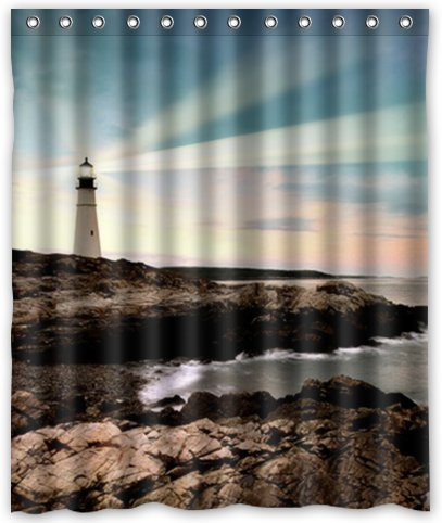 lighthouse curtains promotion-shop for promotional lighthouse