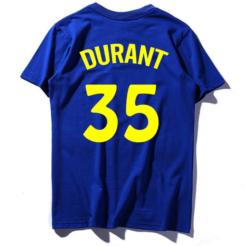 dc39ed81a Brand Clothing Tee Shirt Homme 2018 New Design  35 Kevin Durant ...