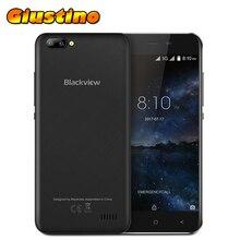 """Blackview A7 двойной сзади камеры мобильного телефона 5 """"дюймовый IPS HD MT6580A Quad Core Dual SIM 1 ГБ Оперативная память 8 ГБ Встроенная память Android 7.0 смартфон"""