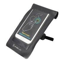 Bike Phone Holder Full Waterproof Touch Screen MTB Road Fixing Bracket Quick Release Bicycle Handlebar Mount