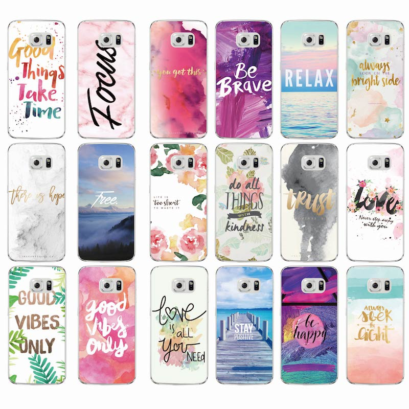coque galaxy s6 edge citation