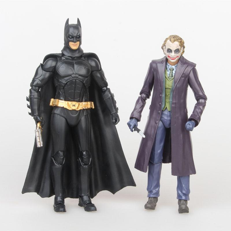 Joker and Batman The Dark Knight