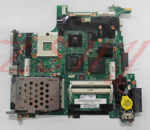 Para Lenovo ThinkPad R400 T400 laptop motherboard 63Y1199 43Y9287 60Y3761 42W8127 DDR3 60Y4461 Frete Grátis 100% teste ok