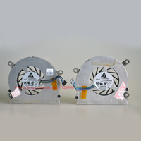 Used Laptop Cooler For Apple MacBook Pro 15 A1226 A1260 A1211 KDB04505HA Fan Genuine Computer Radiator